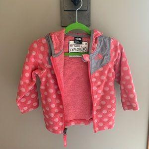 Infant Northface Jacket 12 - 18 mos.